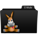 128x128px size png icon of E-mule