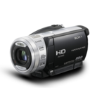 128x128px size png icon of HD Video camera