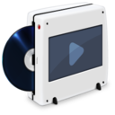 128x128px size png icon of DVD App