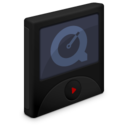 128x128px size png icon of Quicktime Player