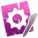 128x128px size png icon of Textmate