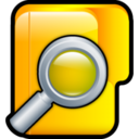 128x128px size png icon of Windows Explorer