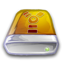 128x128px size png icon of Device Firewire