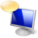 128x128px size png icon of Vista (302)