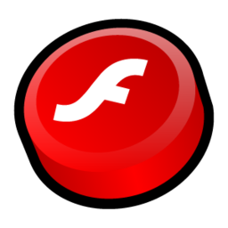 Macromedia Flash Icon