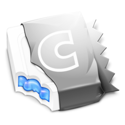 Metallic Blue CandyBar Icon