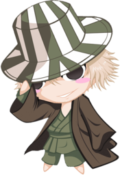 Bleach Chibi Nr  7 Urahara by rukichen Icon