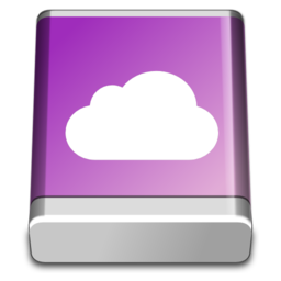 HD iDisk Icon