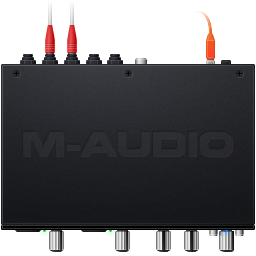 256x256px size png icon of M Audio ProFire 610