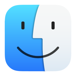 Finder icon free download as PNG and ICO formats, VeryIcon.com: www.veryicon.com/icons/phone/ios-8/finder-99.html