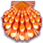 Lyropecten nodosa Icon