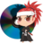 Bleach Chibi Renji Disc rukichen Icon