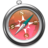 Safari roze Icon