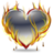 Heart Burn Icon