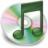 iTunes groen 2 Icon