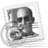 Hunter S. Thompson Mail Icon