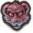 Lonem, The Flamboyantly Angry Bear Tiger Hybrid Icon