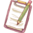 Hp notepad pencil Icon