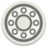 Orbital bearing Icon