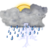 Status weather storm day Icon