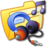 Folder Yellow Music 2 Icon