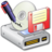 Hard Drive Backups 1 Icon