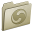 64x64px size png icon of Lightbrown Guikit