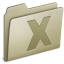 64x64px size png icon of Lightbrown System