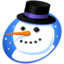 http://www.veryicon.com/icon/64/Holiday/Happy%20Holidays%202005/Frosty.png