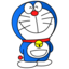 64x64px size png icon of Doraemon