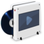 64x64px size png icon of DVD App
