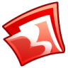 96x96px size png icon of Folder red