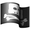 96x96px size png icon of pirate bay
