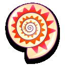 Philippia radiata Icon