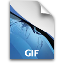 PS GIFFileIcon Icon