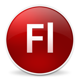Flash CS3 Professional Icon.