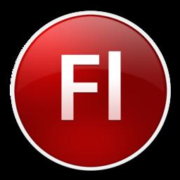 Flash CS3 Professional Icon.