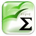 openofficeorg 20 math Icon