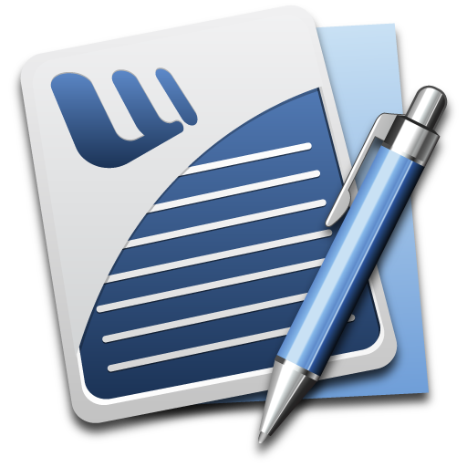 word icon free download as PNG and ICO formats, VeryIcon.com