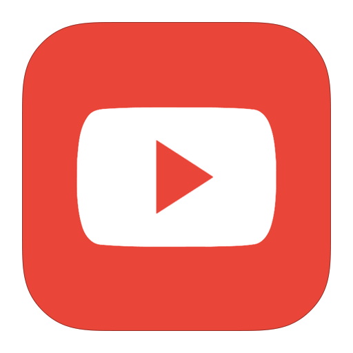 MetroUI YouTube Alt icon free download as PNG and ICO ...