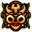 Bug Mask Icon