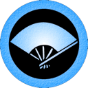 Blue Ogi Icon