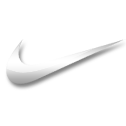 Nike white logo icon free download as PNG and ICO formats ...