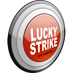 Premios de la promo Lucky Strike: Lucky Time y Light Tube.