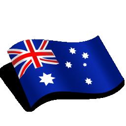 GP de Australia 2013 Australia%20Flag