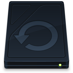 Onyx TimeMachine Drive Icon