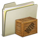 Lightbrown Box WIP Icon