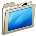 Lightbrown Desktop Icon