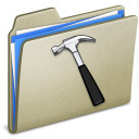 Lightbrown Developer Icon