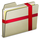Lightbrown Package Icon
